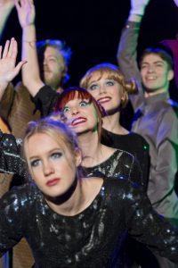 """Die jugendliche Theater-Truppe von """"Cactus"""" bei ihrer ersten Folge von """"Das SOAP-Ding"""". (Foto: Ralf Emmerich)"""