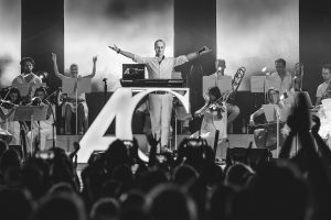 """Alex Christensen & The Berlin Orchestra bringen die """"Classical 90s Dance"""" live nach Münster. (Foto: Marcel Brell)"""