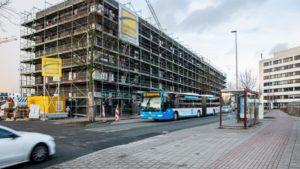 Fahrplanwechsel im April: Die Linie 17 wird im Zentrum Nord künftig auch an den Wochenenden fahren, um das dortige Wohngebiet anzubinden. (Foto: Stadtwerke Münster)