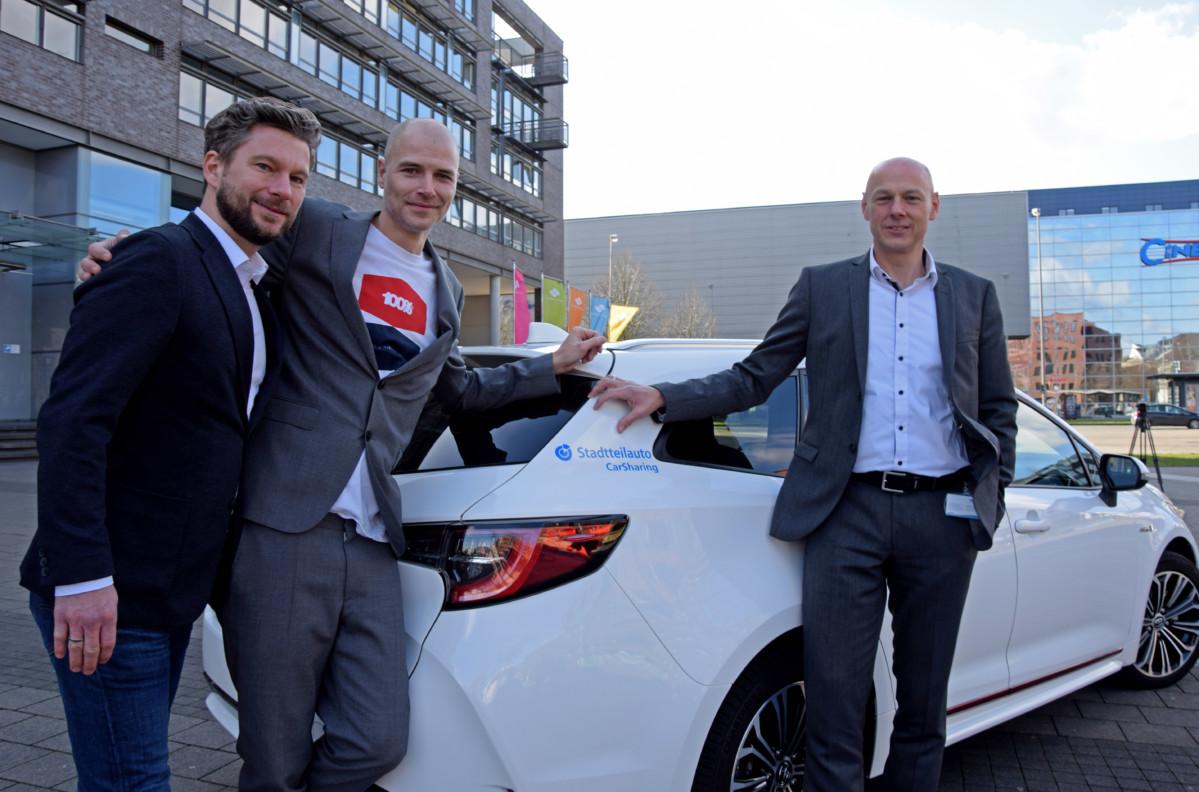 CarSharing und Nahverkehr für die Mobilitätswende | ALLES MÜNSTER