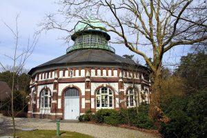 Das Wasserwerk Hohe Ward: Hier gewinnen die Stadtwerke Trinkwasser für Münster. Diesmal werden dort aber keine Führungen zum Weltwassertag angeboten. (Foto: Stadtwerke Münster)