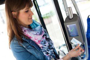 4er Ticket adé: immer mehr Fahrgäste nutzen das 90 MinutenTicket. (Foto: Stadtwerke)