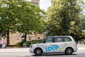 Unter dem Namen Loop Münster fahren die Kleinbusse ab 1. September durch Münsters Süden (Foto: Stadtwerke Münster).