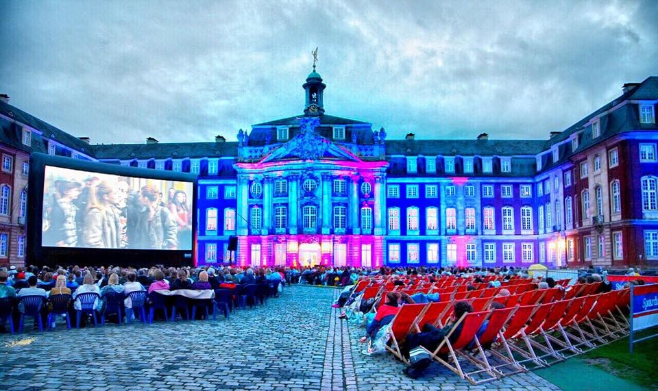 Open Air Kino Münster