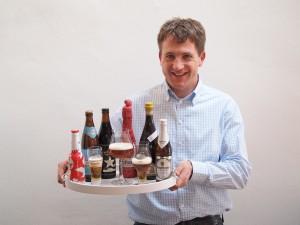 Biersommelier Klaus Artmann lädt zum Bier-Tasting ins Braukunstwerk Münster. (Foto: Promo)