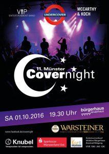 Münster Cover Night (Bild: Promo)