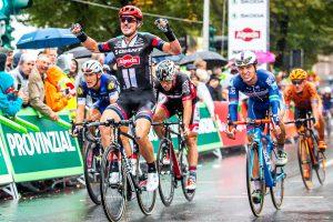 John Degenkolb gewinnt den Sparkassen Münsterland Giro 2016. (Foto: Sparkassen Münsterland Giro.2016/Henning Angerer)