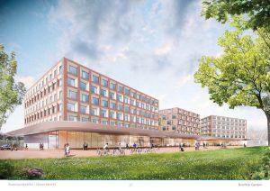 Landmarken AG, architektur:kadawittfeld, visualisierung:rendertaxi