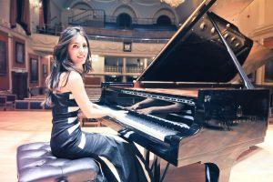 Ein Highlight wird das Konzert der Pianistin AyşeDeniz Gökçin. (Foto: Danji Jiang)