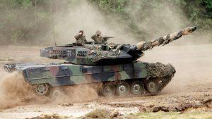 """Beim """"Tag der Bundeswehr"""" werden auch militärische Großfahrzeuge zu sehen sein. (Foto: Bundeswehr / Torsten Kraatz)"""