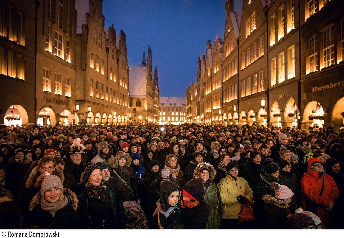 Weihnachtslieder Zum Mitsingen.Weihnachtslieder Zum Mitsingen Auf Prinzipalmarkt Alles Münster