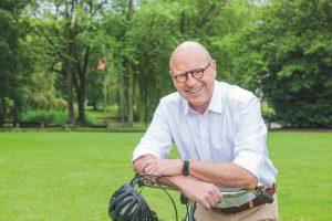 Lewe ist seit 2009Oberbürgermeister der Stadt Münster. (Foto: Markus Hauschild)
