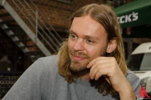 Ingo Pohlmann im ALLES MÜNSTER Interview (Foto: th)