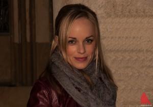 Tatort-Schauspielerin Friederike Kempter (Foto: sg)