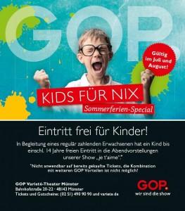 Kids für nix!