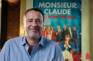 Regisseur und Drehbuchautor Philippe de Chauveron (Foto: th)