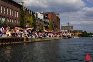 Zum Hafenfest 2014 kamen rund 70.000 Besucher. (Foto: th)