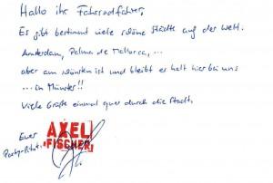 Axel-Fischer-Gruss