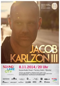 Jacob Karlzon Plakat Snipping
