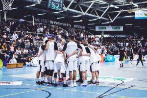 Die WWU Baskets spielen in Zukunft am Berg Fidel. (Foto: WWU Baskets/ Christina Pohler)