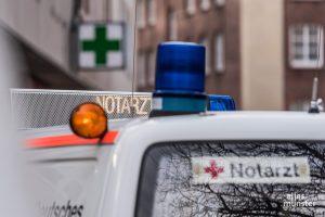 Die Rettungsdienste vermeldeten rund 150 Notfälle. (Foto: Carsten Pöhler)