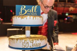 Zum 50. Mal hatte der Stadtsportbund zum Ball des Sports eingeladen. (Foto: Carsten Pöhler)