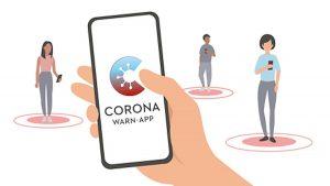 Heute ist die Version 2.0 der Corona-Warn-App erschienen. (Grafik: Bundesregierung)