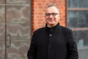 Pfarrer Miled Abboud verlässt Münster nach 14 Jahren. (Foto: Bischöfliche Pressestelle/Ann-Christin Ladermann)