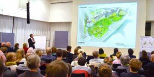 Mit der dritten Planungswerkstatt endete im Oktober das Werkstatt-Verfahren zum Bremer Platz. (Foto: Presseamt Stadt Münster)