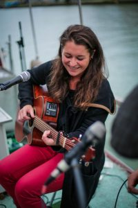Hanna Meyerholz spielt am 24. Juli beim Treibgut. (Foto: Privat)