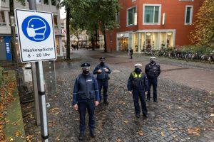 n Münster werden Ordnungsamt und Polizei die Einhaltung der Vorschriften gemeinsam kontrollieren. (Foto: Stadt Münster)