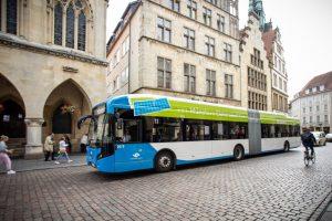 Nach Ansicht der GRÜNEN kann eine Verkehrswende nur mit einer anderen Aufteilung des Straßenraums funktionieren.