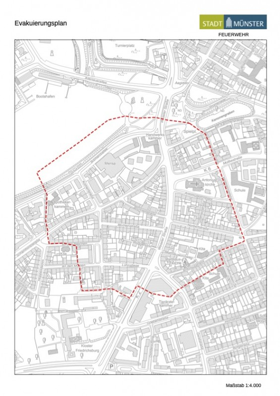 (Grafik: Stadt Münster)