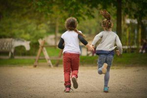 Kinder brauchen Bewegung. (Foto: Stadt Münster)
