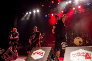 Agnostic Front bei der Opening Night im Skaters Palace. (Foto: th)