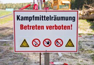"""In Münster steht möglicherweise die nächste Entschärfung eines Blindgängers an. (Symbolbild: Thorben Wengert / <a href=""""https://www.pixelio.de"""">pixelio.de</a>)"""