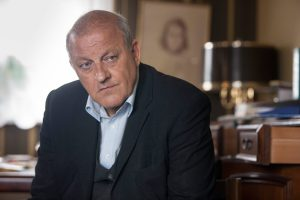 Drehstart für Leonard Lansink: das ZDF lässt zwei neue Folgen der Krimiserie Wilsberg drehen. (Foto: ZDF / Thomas Kost)