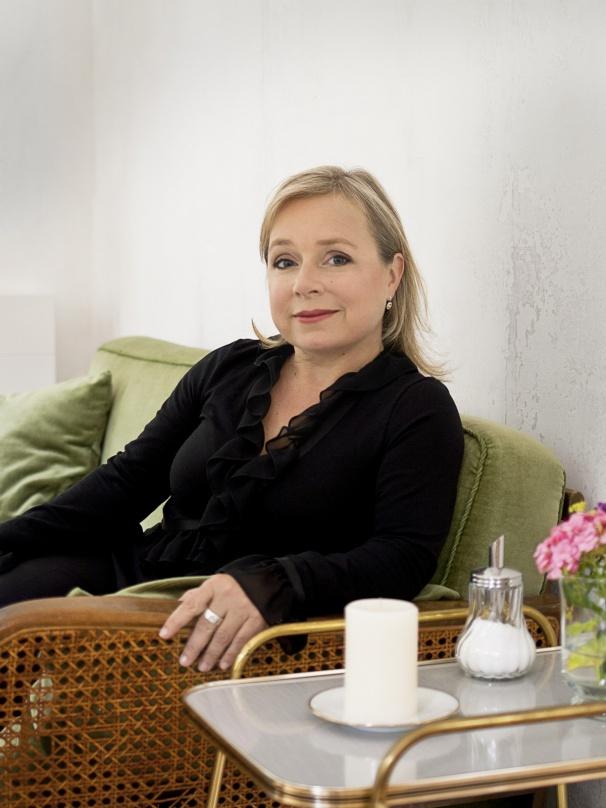 Schauspielerin Christine Urpsruch. (Foto: Katharina Quitter)