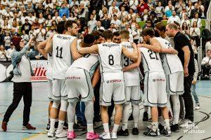 Für die WWU Baskets steht das Westfalenderby auf dem Programm. (Foto: Claudia Feldmann)