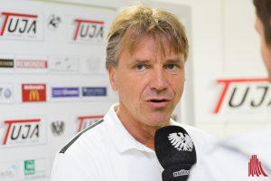 Horst Steffen ist nicht mehr Trainer beim SCP. (Foto: cabe)