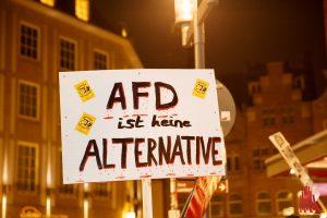"""Am Samstag ruft die Kampagne """"Keine Stimme der AfD"""" zu einer Kundgebung auf. (Archivbild: cabe)"""