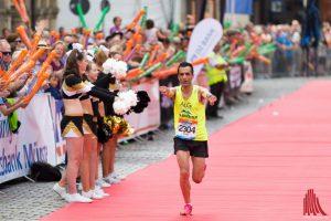 Sein Hauptaugenmerk legt der Münster Marathon auf den Breitensport. (Foto: Carsten Bender)