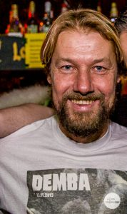 Bernd Redeker, Mitbetreiber der Gorilla Bar. (Archivbild: Carsten Bender)