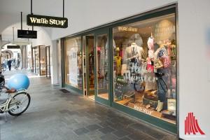 """Auf dem Prinzipalmarkt hat """"White Stuff"""" eröffnet. (Foto: cabe)"""