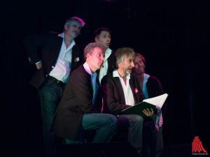 Schon lange auf der Bühne und dennoch junggeblieben: Die 6 Zylinder. (Foto: cb)