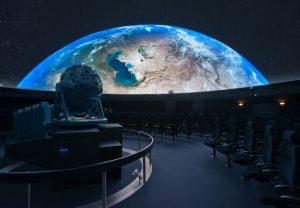 Das LWL-Planetarium bekommt neue Projektoren. (Foto: LWL / Oblonczyk)