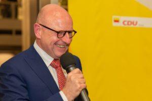 Markus Lewe will nächste Amtszeit als Oberbürgermeister. (Foto: Carsten Bender)