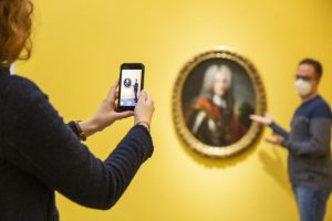 Das LWL-Museum für Kunst und Kultur präsentiert online die Sammlungsinhalte in Einfacher Sprache. (Foto: LWL / Hanna Neander)