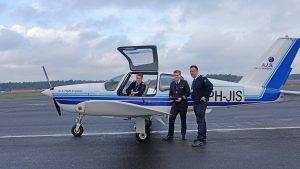 Die niederländische AIS Flight Academy will ab 2020 am FMO Piloten ausbilden. (Foto: FMO Flughafen Münster/Osnabrück GmbH)