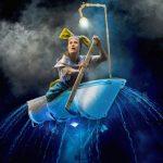 """Das Theater Titanick spielt das neue Stück """"Alice on the run"""". (Foto: Martin Jehnichen / Christoph Schrein)"""